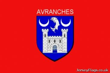 Avranches  (Manche Department) (Normandy) (France)